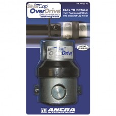 Silvercap Ratchet Adapter - Converts Any Winch Into A Ratcheting Winch