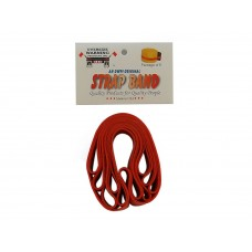 Rubber Strap Bands - Pack Of 6