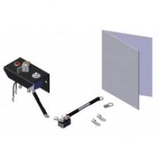 electric kit, heavy duty rotary switch w/ bracket
