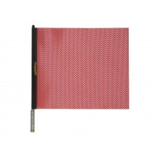 "18"" X 18"" Quick Mount Red Flag Assembly Kit (1 Ea.)"