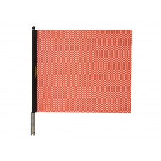 "18"" X 18"" Quick Mount Orange Flag Assembly Kit (1 Ea.)"