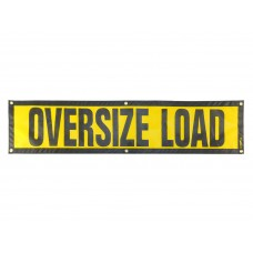 Escort Oversize Load Sign Mesh with Grommets – Pilot Car