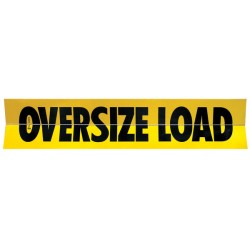 Oversize Load Banner and Signs