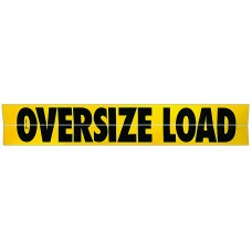 Escort Aluminum Hinged Oversize Load Sign - Pilot Car