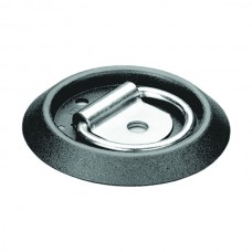 Pan Fitting W/ D-Ring Black Collar -  WLL 530 Lbs