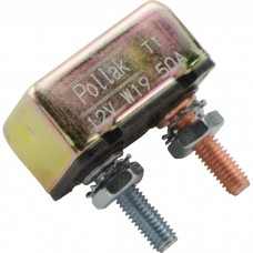 50 amp automatic reset circuit breaker - for rotary swithch applications