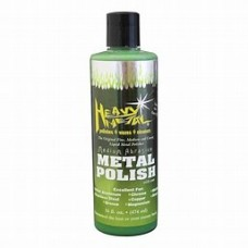 Polish, Heavy Metal Medium Abrasive Green 16Oz