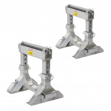 "20"" Adjustable Ramp Stands (18"" - 24""H)"