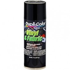 Gloss Black High Performance Vinyl and Fabric Spray - 11 oz.