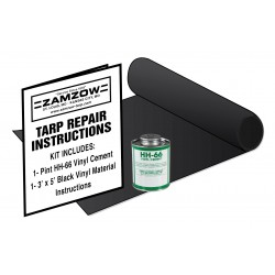 Tarp Repair Kits, Tape and Glue
