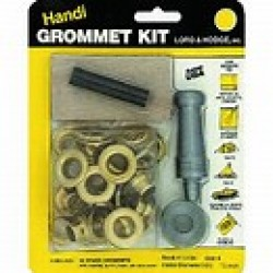 Grommets and Tools