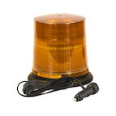 Mini Beacon Amber Strobe Light - Permanent Or Magnetic