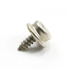 "3/8"" Button Snap Srew Stud (Dot 93-X8-109344-1A)"