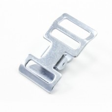 "1"" Buckle , Push-Button #3105 Zinc Plated"