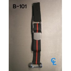 "Buckle, Overcenter Assembly (Web, Buckle & 30"" Rave Hook)"