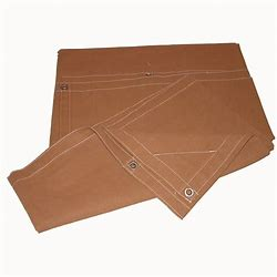 Canvas Fire Retardant Treated Tarps