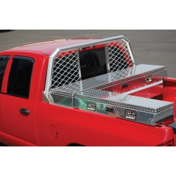 Pickup Truck Cab Racks and Tool Boxes