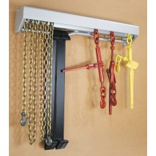 "Chain Binder & Coil Rack Locking Assembly 48"" - 30 Notches 48"" L"
