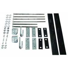Space Saver Mounting Kit - Cab Racks