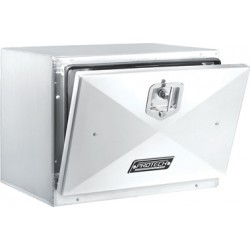 Smooth Door Aluminum Storage Boxes