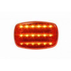 Portable Amber Standard Signal Light - Magnetic