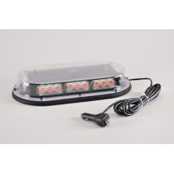 Magnetic Mount Light Bars and Beacons - Cigarette Lighter Plug In