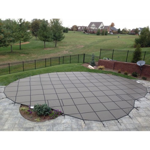 Merlin Smart Mesh Safety Pool Cover 100