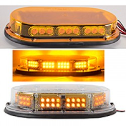 Permanent Mount Light Bars and Beacons