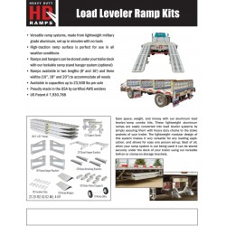 Heavy Duty Ramps And Load Levelers