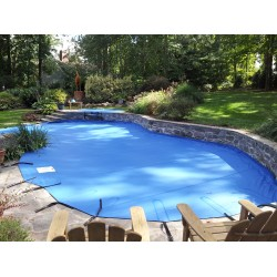 Solid Vinyl Pool Covers