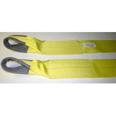 "8"" X 30' Recovery Strap 2 Ply With Eyes  - Rated WLL 100,000 Lbs"